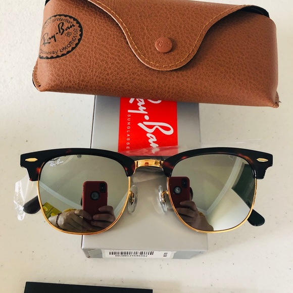 c7814962aa Ray-Ban RB 3016 1145 30 Clubmaster size 51mm